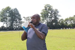 Chief officer Sports Nandi county